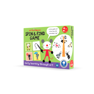 Spin and Find Box