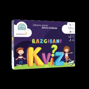 Razgibani Kviz Box